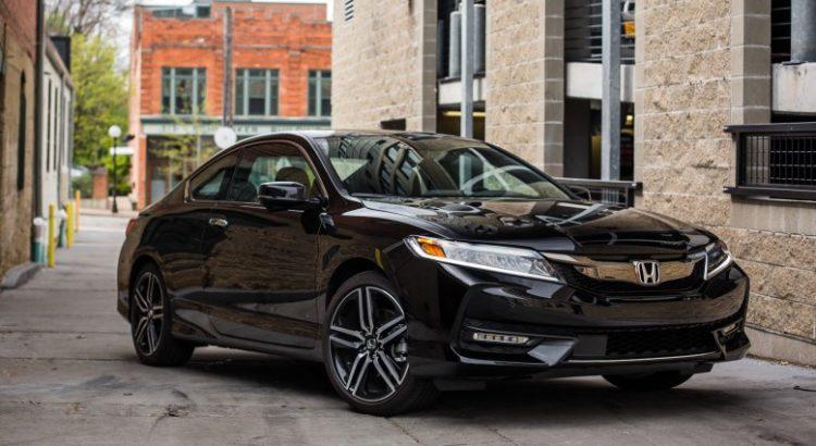Honda Accord Coupe (Хонда Аккорд Купе)