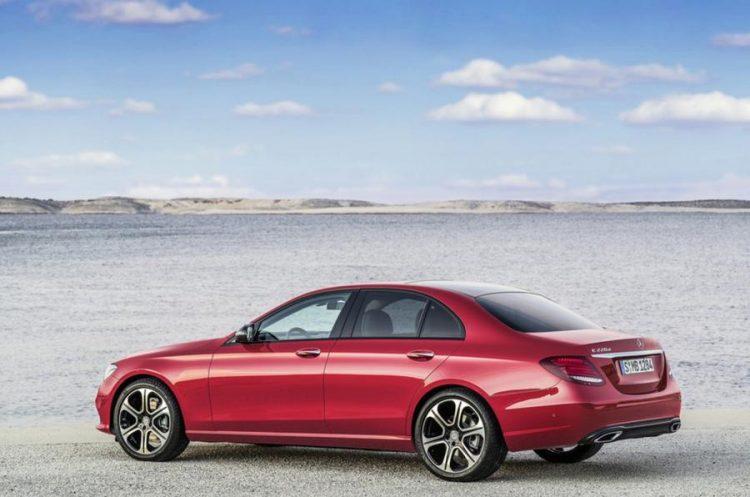 Mercedes-Benz Е-Класс (Мерседес-Бенц Е-Класс)