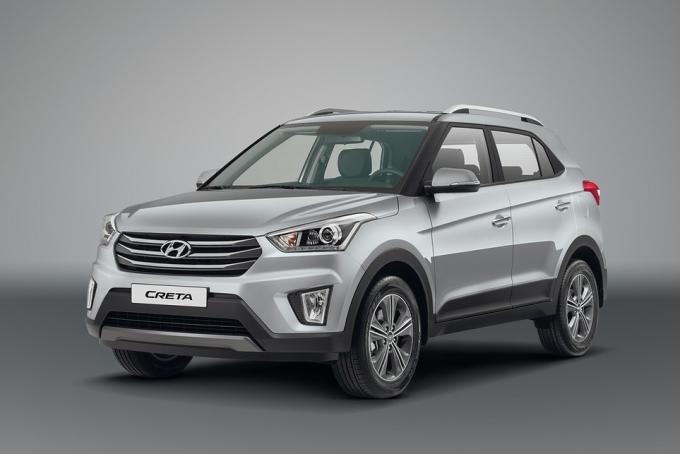 Куда девать 20 тыс. экземпляров Hyundai Creta?