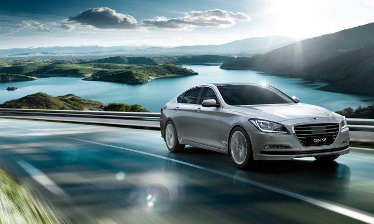 Hyundai Genesis (Хендай Генезис)