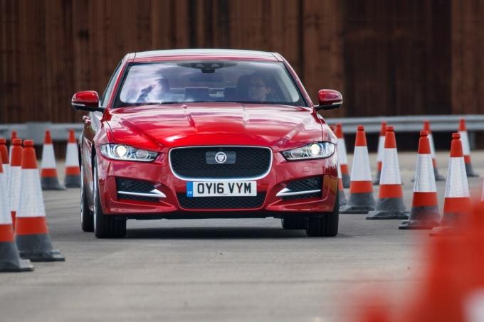 Jaguar и Land Rover снова мечтают об автономии!