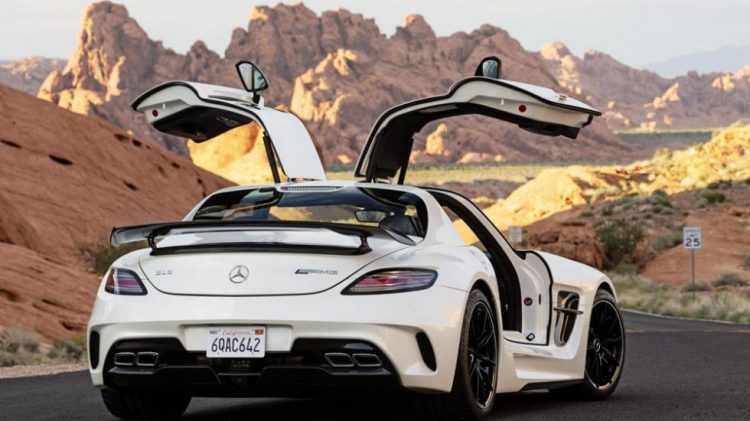 Mercedes-Benz SLS AMG(Мерседес-Бенц SLS AMG)