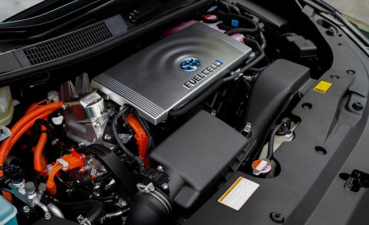 Технические характеристики Тойота Мирай 2016-2017