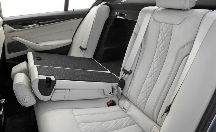 Технические характеристики BMW 5 series