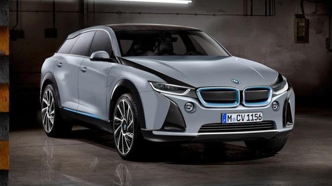 BMW i5: Переигровка