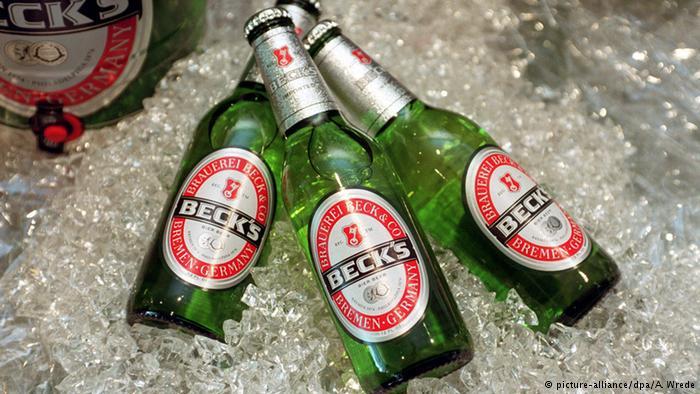 Пиво Beck's