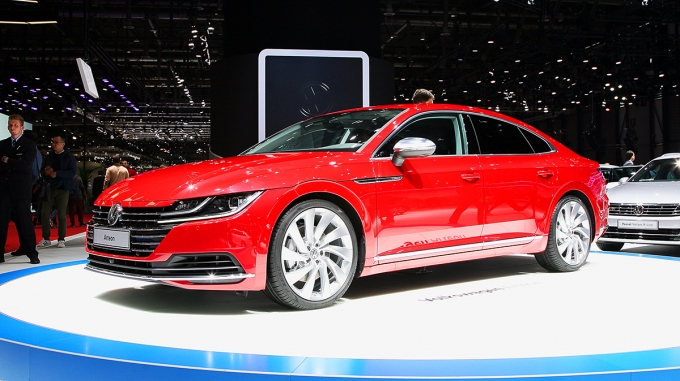 Volkswagen Arteon: Флагман умер? Да здравствует флагман!