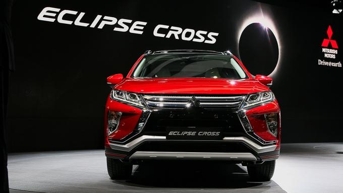 Mitsubishi Eclipse Cross: Секреты японской кухни
