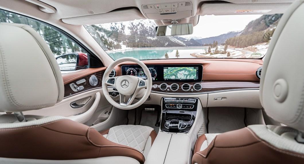 Mercedes-Benz Е220d All-Terrain