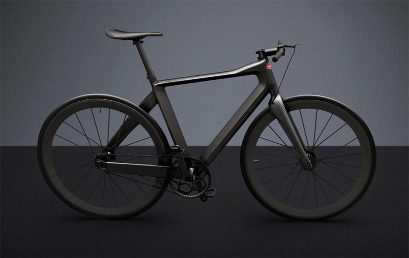 PG Bugatti bike - велосипед из карбона
