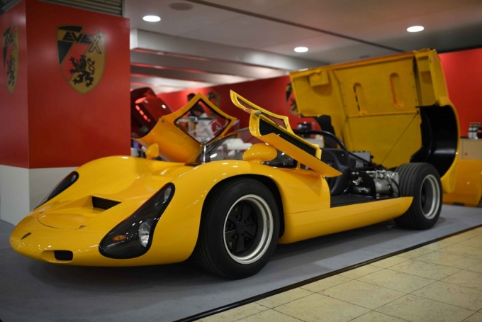 Porsche 910: «электричка» на миллион евро