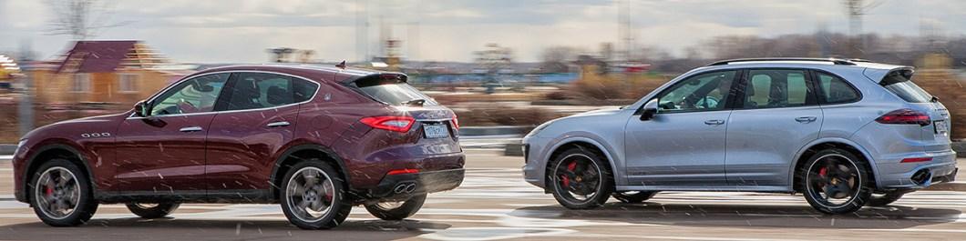 Тест: Maserati Levante, Porsche Cayenne GTS