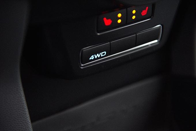 Ford EcoSport / Муфта Ford ecosport чувствительна к перегрузкам, вызывающим перегрев, именно поэтому на полноприводных исполнениях нет клавиши быстрого отключения ESP