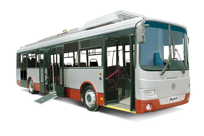 Троллейбусы ЛиАЗ выпускал с 2007 года