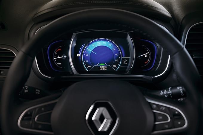 Renault Koleos: Французский пациент