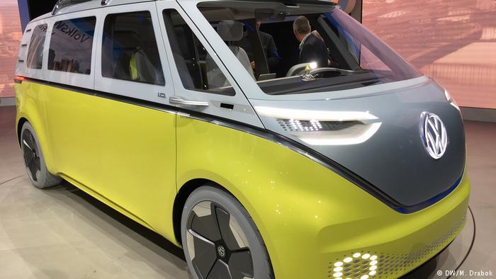 Volkswagen I.D. Buzz