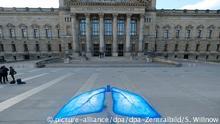 Deutschland Bundesverwaltungsgericht verhandelt über Diesel-Fahrverbot