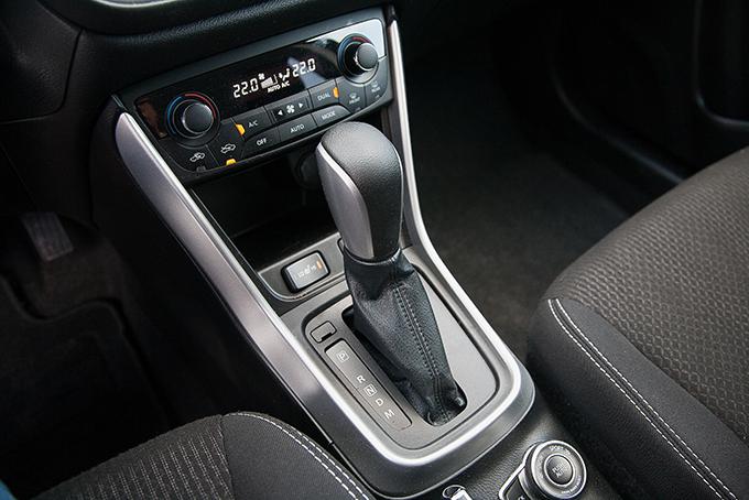Шестиступенчатая автоматическая коробка передач сделала SX4 еще удобнее вуправлении