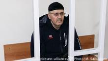 Russland tschetschenischer Menschenrechtler Oyub TetiyevOyub Titiyev