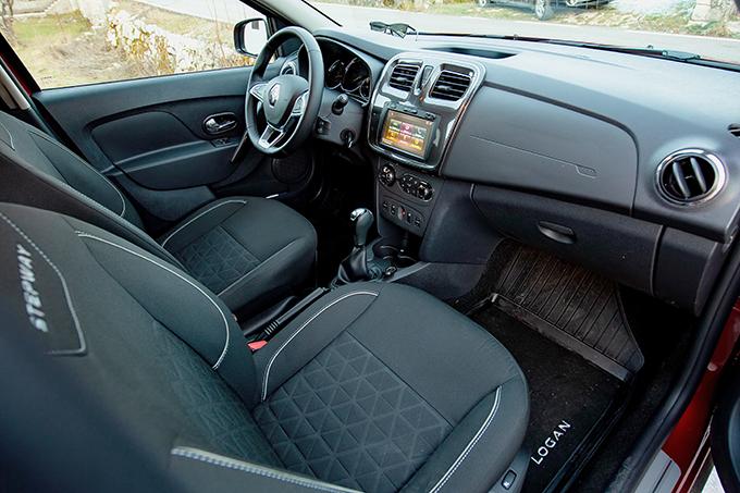 Renault Sandero / Logan Stepway: Модный приговор