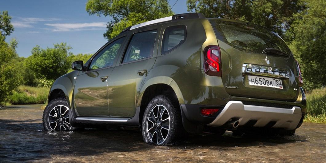 Renault Duster 2,0 6MT 4x4: Уроки экономии