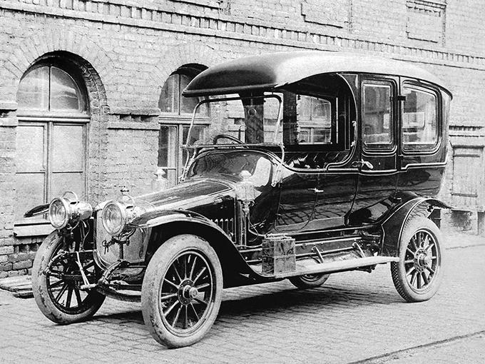 «Руссо-Балт-С24-40». 1913 год