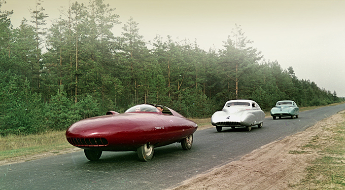 «ГАЗ-Торпедо». 1951 год