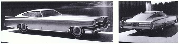 Cadillac V16, 1961 год