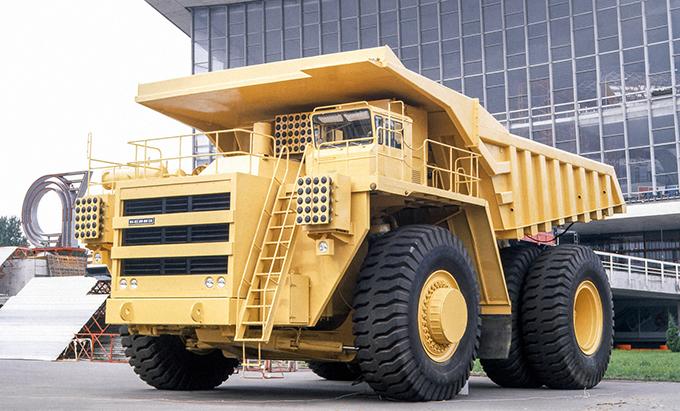 БелАЗ-75211, 1983 год