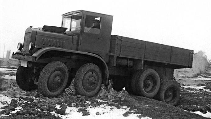 ЯГ-12, 1932 год