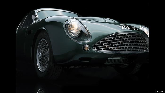 Aston Martin DB4 GT Zagato, 1962