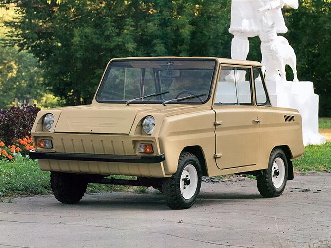 СМЗ-С-3Д, 1970 год