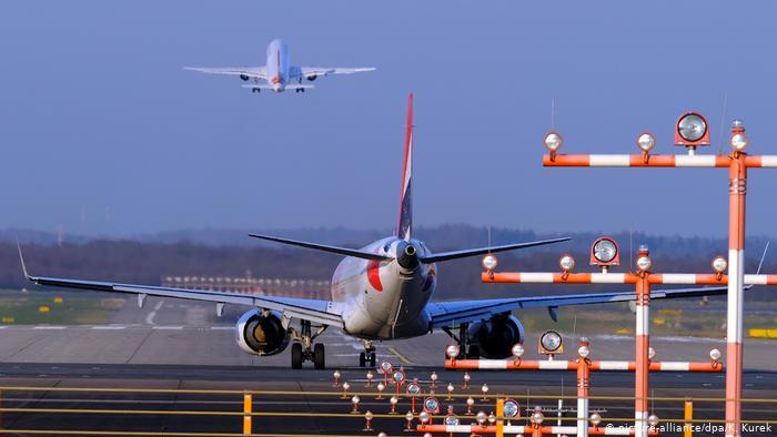 Аэропорт Дюссельдорфа - один из тех, где стоимость парковки может оказаться выше цены на билет