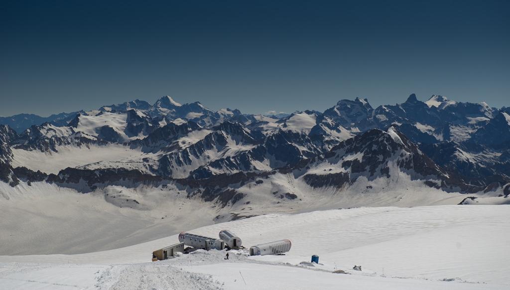 Экспедиция на Эверест | Извержение Эвереста