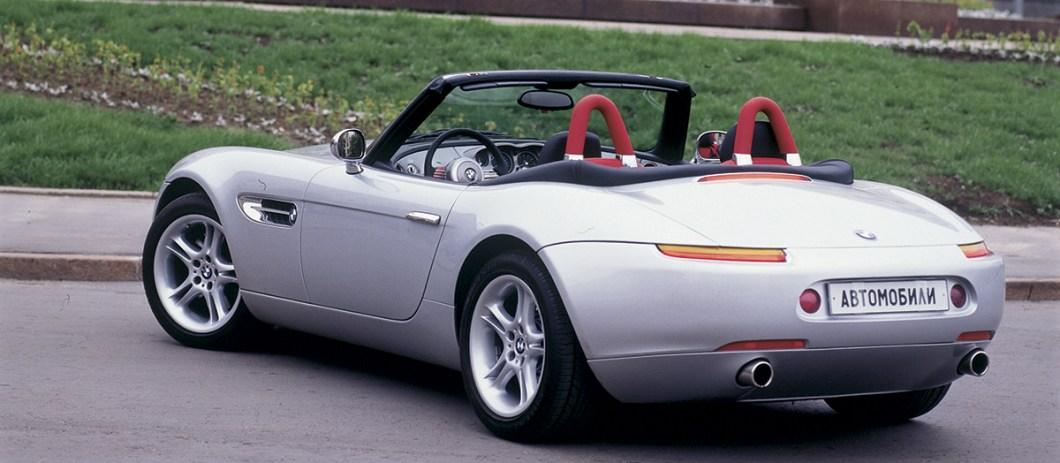 BMW Z8: Правильный выбор Интеллидженс сервис_01