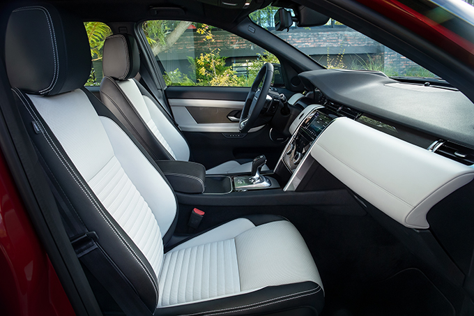 Land Rover Discovery Sport new