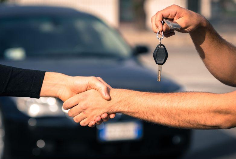 Продажа автомобилей в кредит