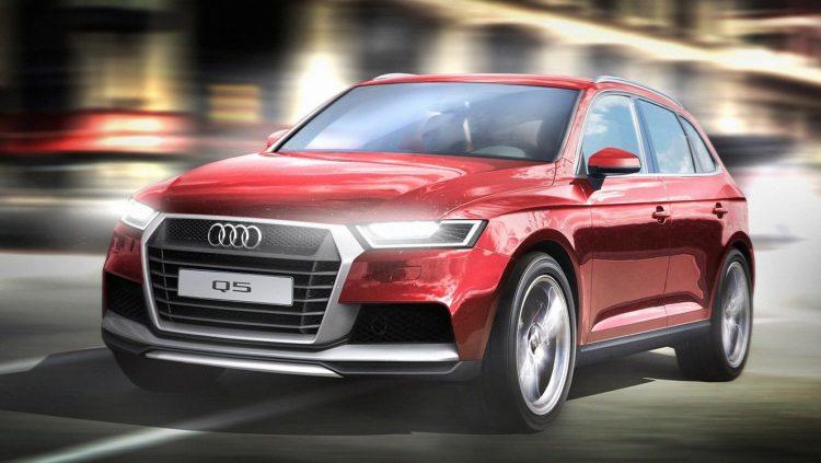 Audi Q5 (Ауди Ку 5)