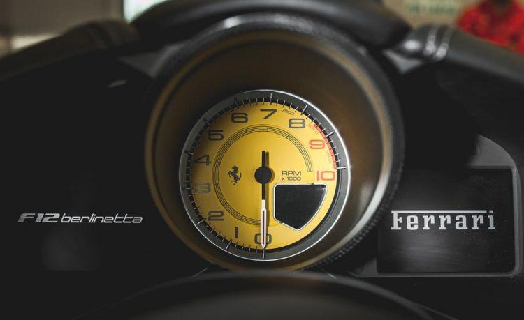 Цена на Феррари Ф12 Берлинетта