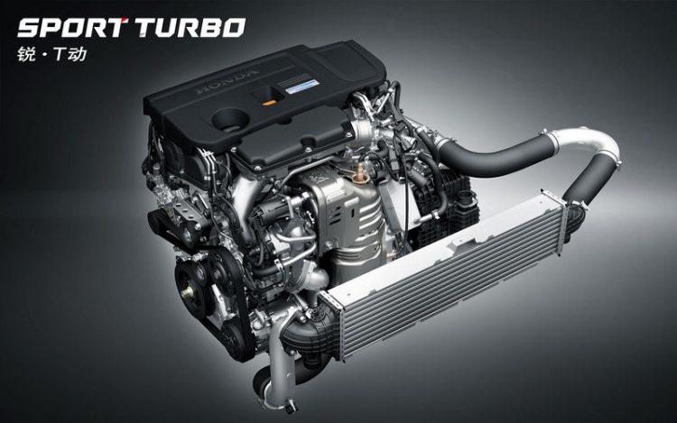 Двигатель нового паркетника семейства К20С3