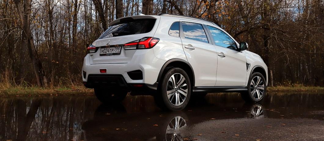 Большой тест: Mitsubishi ASX, Suzuki Vitara_04