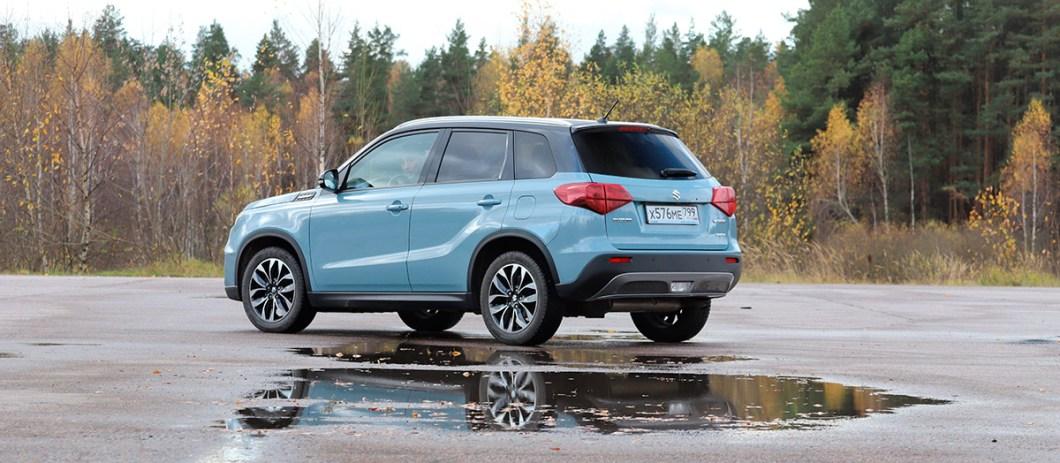 Большой тест: Mitsubishi ASX, Suzuki Vitara_03