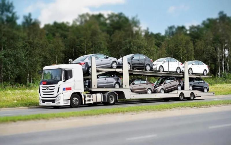Безопасная транспортировка автомобилей автовозом по территории России и стран ЕС