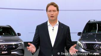 Председатель правления Daimler AG и глава подразделения легковых автомобилей Ола Каллениус