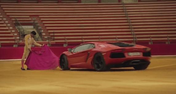 Lamborghini Egoista History Repeats Itself Autospace