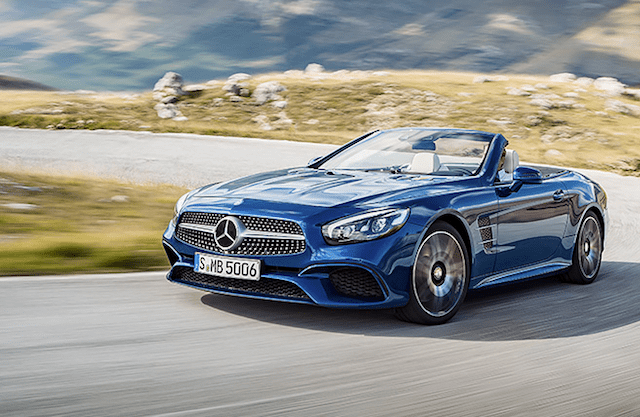The-Most-Expensive-Cars-To-Insure-in-2016-Mercedes-Benz-SL65-AMG