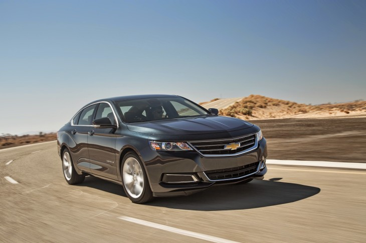2014-chevrolet-impala-front-three-quarters-in-motion-730x485