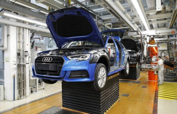 Audi's German production hit by strike in Hungary