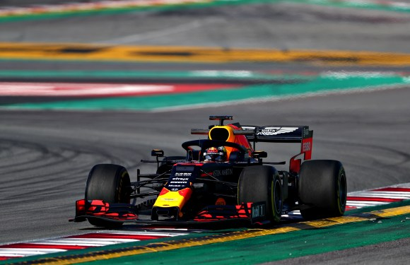 First Formula 1 test of 2019