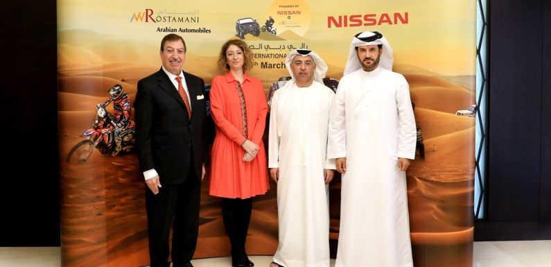 DUBAI PREPARES WARM WELCOME FOR NEW  WORLD CUP RALLY SERIES
